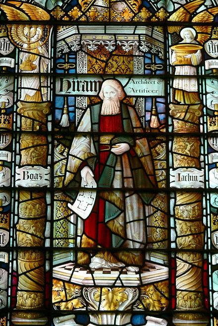 440px-St_John's_Church,_Chester_-_Hiram-Fenster_2
